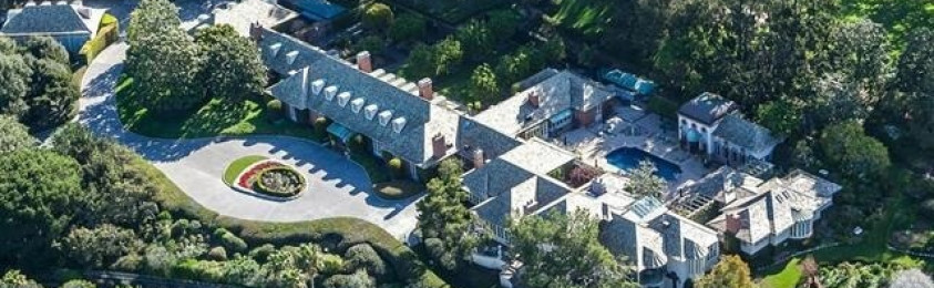 Famous 8.25-Acre Copley Estate in La Jolla Listed for $25 Million