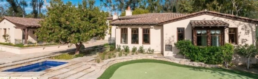 Golf Legend Phil Mickelson to Sell $6 Million Rancho Santa Fe Estate