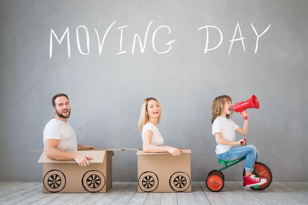 Protect your family on moving day in San Diego